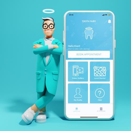 video call a dentist tooth fairy award winning dental app video call a dentist on demand